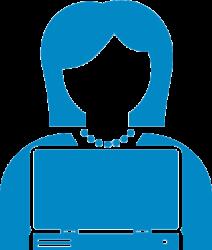 Illustration représentant le programme de formation Bureautique, comptabilité et coordination (bilingue)